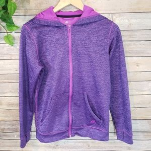 🌿Adidas Climawarm Hoodie Sweater Size Small🌿